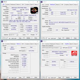 Основные характеристики тестовой модели HP EliteBook 735 G6