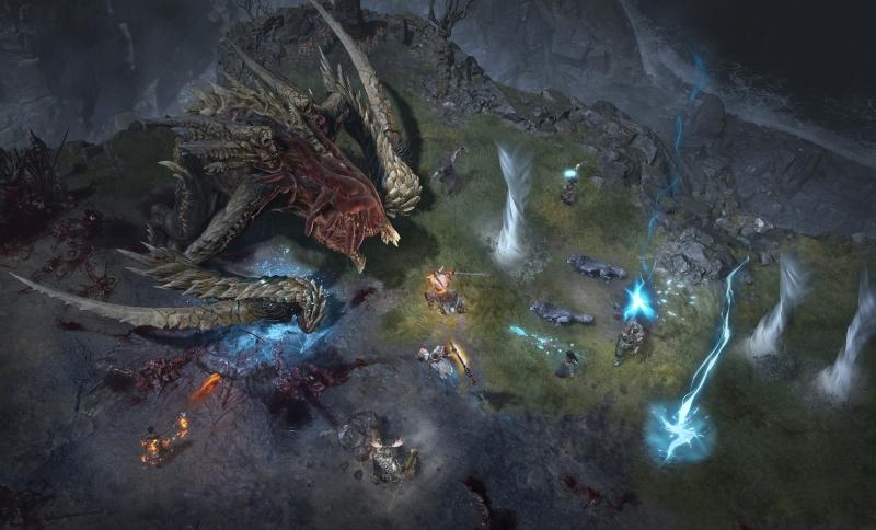 """«Похоже на то, что я сделал бы сам»: создатель оригинальной Diablo высказался о четвёртой части"""""""