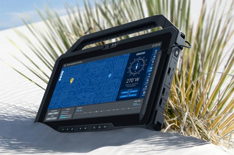 """Dell Latitude 7220 Rugged Extreme: самый мощный на рынке 12"""" планшет в защищённом исполнении"""