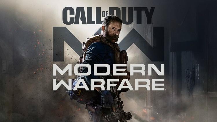 британский чарт октября Call Of Duty Modern Warfare едва