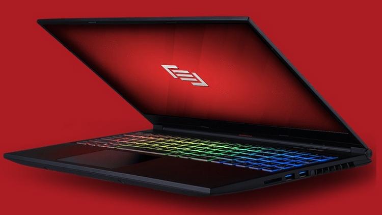 """Игровой ноутбук Maingear Vector оснащён дисплеем с частотой обновления 144 Гц"""""""