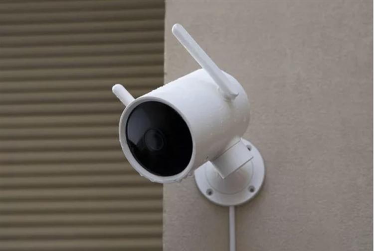 """Новая уличная смарт-камера наблюдения Xiaomi обойдётся в $30"""""""