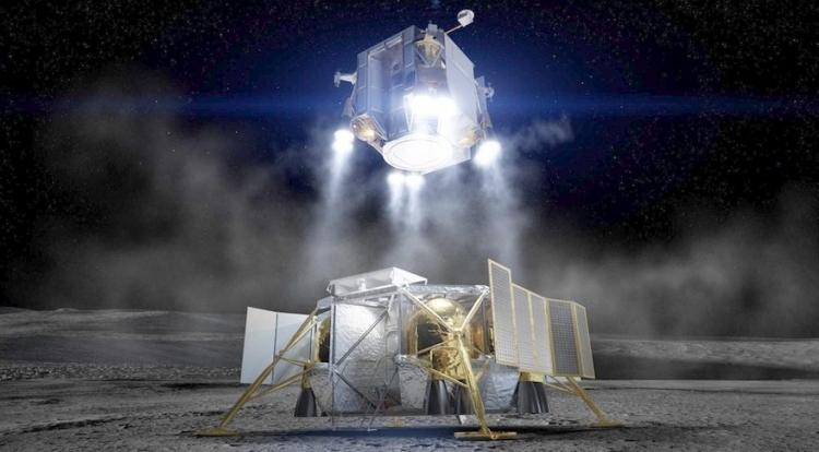 Boeing примет участие в конкурсе NASA на создание лунного посадочного модуля