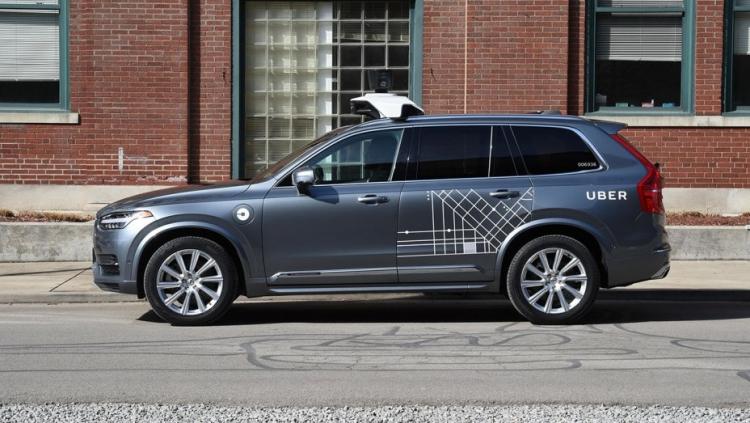Самоуправляемый автомобиль Uber, сбивший человека, не был запрограммирован на реагирование на пешеходов-нарушителей