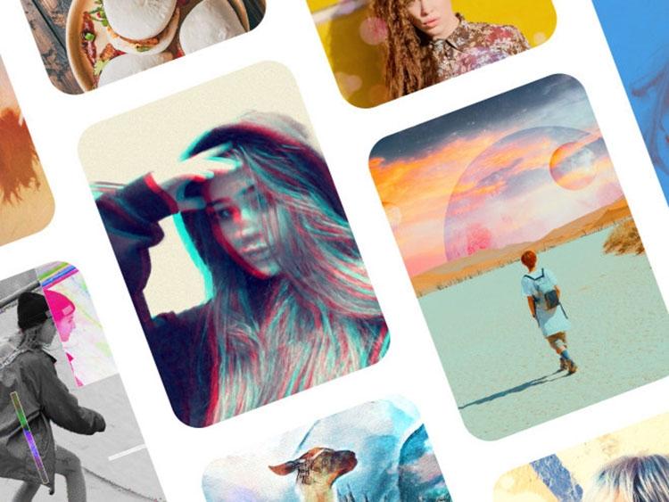"""Adobe представила мобильную камеру Photoshop Camera с функциями ИИ"""""""