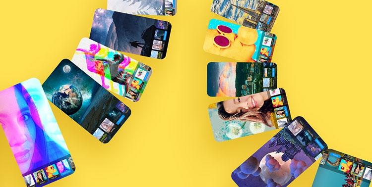 Adobe представила мобильную камеру Photoshop Camera с функциями ИИ