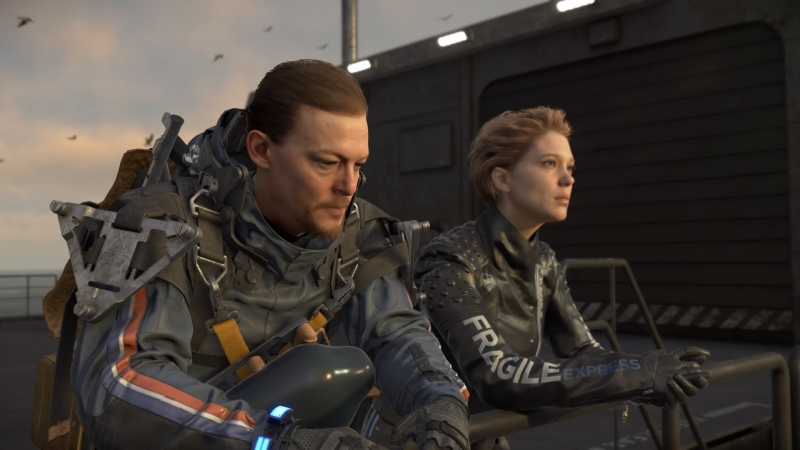 "На PS4 стартовала предзагрузка Death Stranding"""
