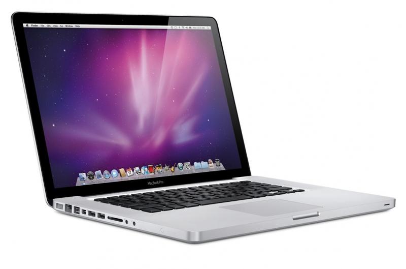 Так выглядит MacBook Pro второго поколения