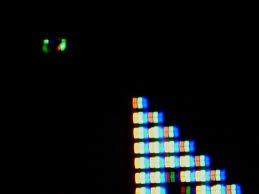 Так выглядит битый пиксель