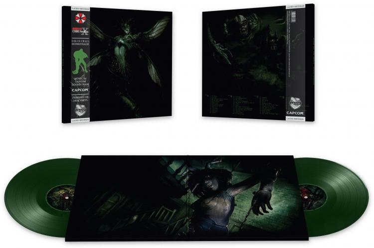 """Классические саундтреки Resident Evil можно заказать на виниле"""""""