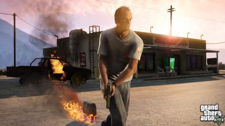 """В рейтинге продаж в Steam за прошедшую неделю лидирует Grand Theft Auto V"""""""