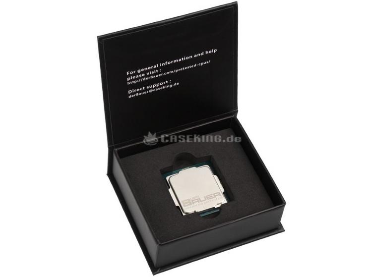 Поставляется отборный Core i9-9900KS в специальной упаковке