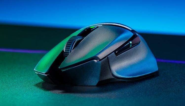 """Игровые мыши Razer Basilisk используют беспроводную технологию HyperSpeed"""""""