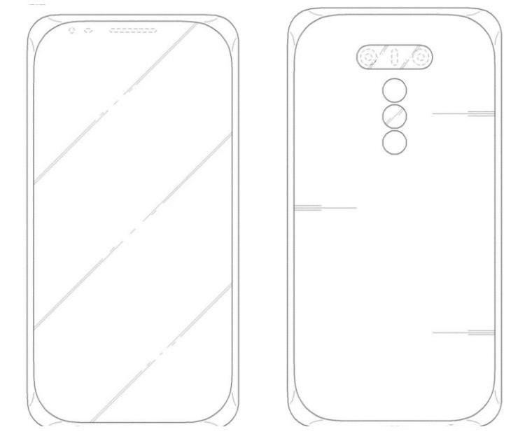 LG рассматривает возможность выпуска смартфона с пентакамерой