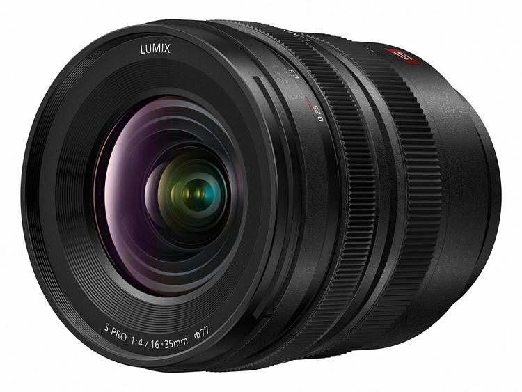 """Компактный зум-объектив Panasonic Lumix S Pro 16-35mm F4 для камер L-Mount выйдет в январе"""""""