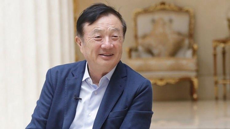 Основатель и президент Huawei Жэнь Чжэнфэй