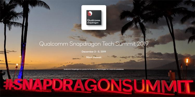 Анонс флагманского чипа Qualcomm Snapdragon 865 ожидается в первых числах декабря