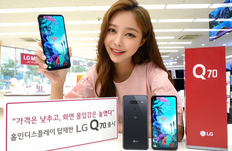 Смартфоны LG среднего уровня будут производиться по ODM-модели