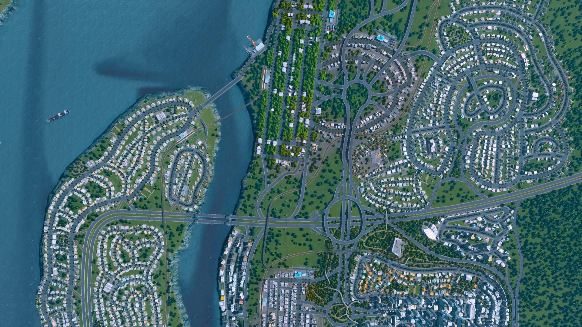 Градостроительный симулятор Cities: Skylines стал бесплатным до 11 ноября
