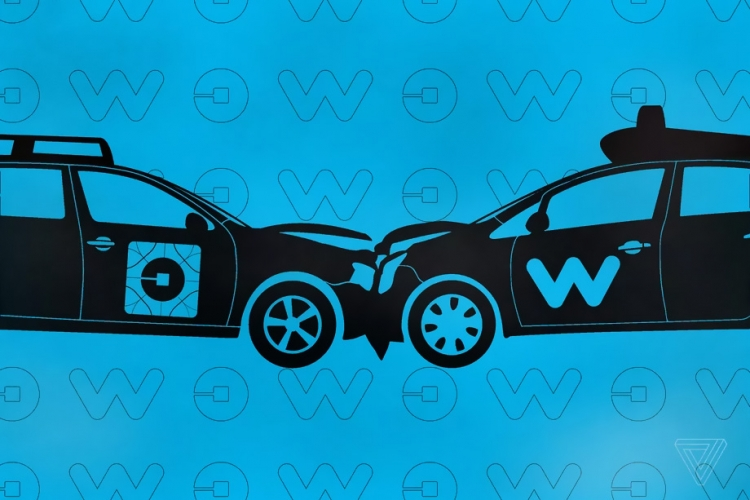 Uber признана виновной в нелегальном использовании интеллектуальной собственности Waymo