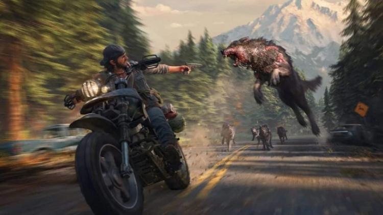 """Создатели Days Gone добавят в игру специальные бензобаки в честь релиза Death Stranding"""""""
