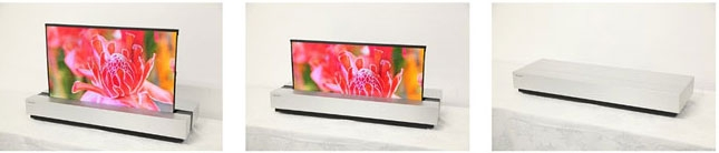 """Sharp и NHK представили первый в мире 30-дюймовый гибкий OLED с разрешением 4K"""""""