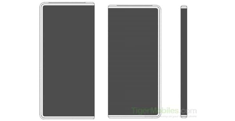 """Xiaomi предложила выдвижную пентакамеру для смартфона с гибким экраном"""""""