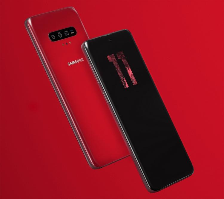 """Ёмкость аккумулятора смартфонов Samsung Galaxy S11 будет достигать 5000 мА·ч"""""""