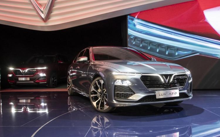 Автомобили VFAST уже проходят сертификацию в России