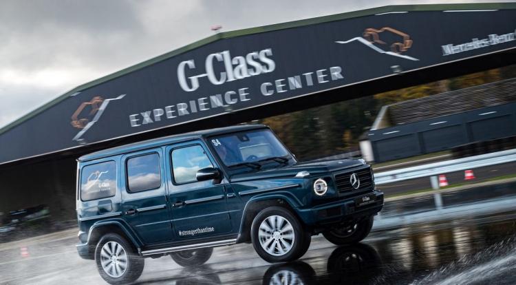 "Mercedes-Benz выпустит электрическую версию внедорожника G-Class до 2022 года"""