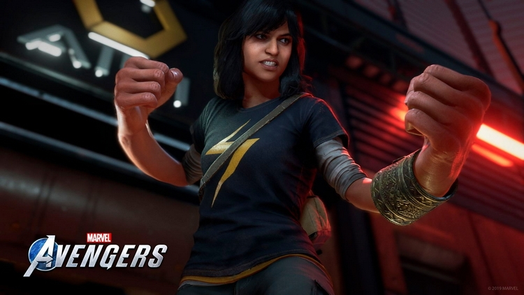 """В Marvel's Avengers будет несколько концовок"""""""