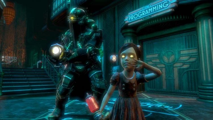 Новая часть BioShock может быть игрой-сервисом