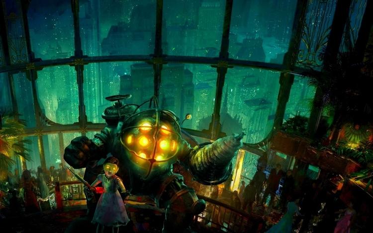 """Новая часть BioShock может быть игрой-сервисом"""""""