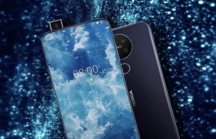 """Смартфон Nokia 8.2 выйдет только в 5G-версии"""""""