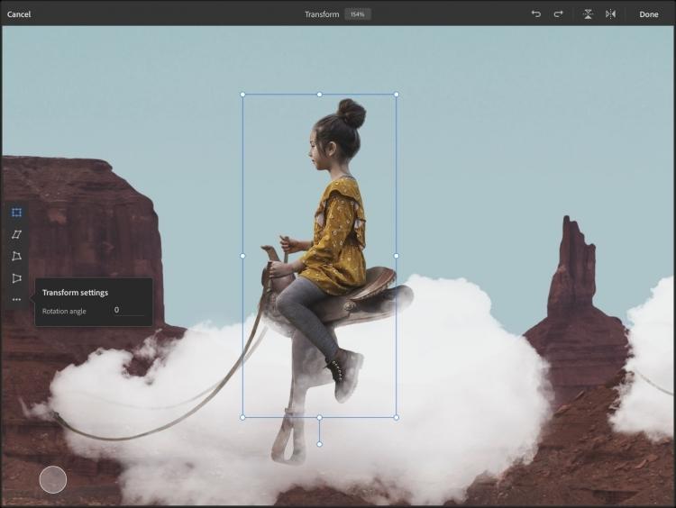 """Photoshop для iPad получил волну негативных отзывов — Adobe защищает своё детище"""""""