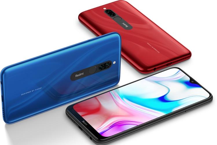 """Смартфоны Xiaomi Redmi 8 и Redmi 8A вышли в России по цене от 8990 рублей"""""""