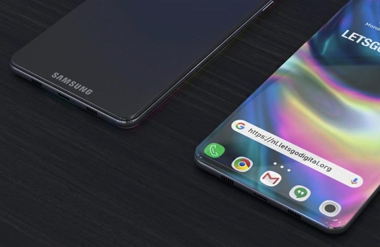 """Samsung начнёт оснащать смартфоны дисплеями SAMOLED"""""""