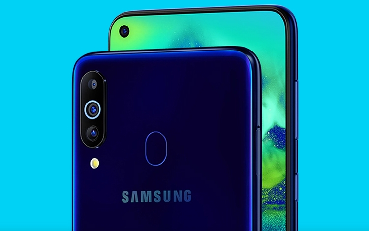 """Анонс смартфона среднего уровня Samsung Galaxy M50 ожидается до конца ноября"""""""