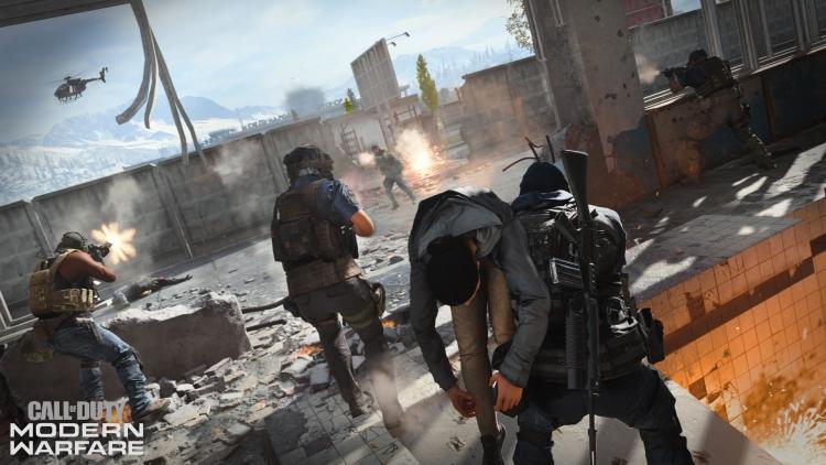 "В следующем обновлении Call of Duty: Modern Warfare снова ослабят дробовик 725"""