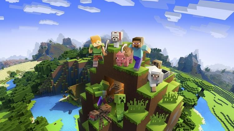"""В Minecraft зарегистрировались почти 300 миллионов китайских пользователей"""""""