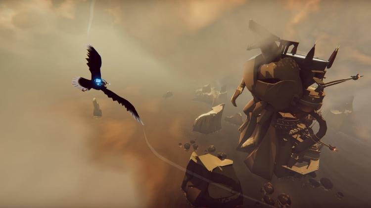 Ролевая игра про орла The Falconeer выйдет на Xbox One