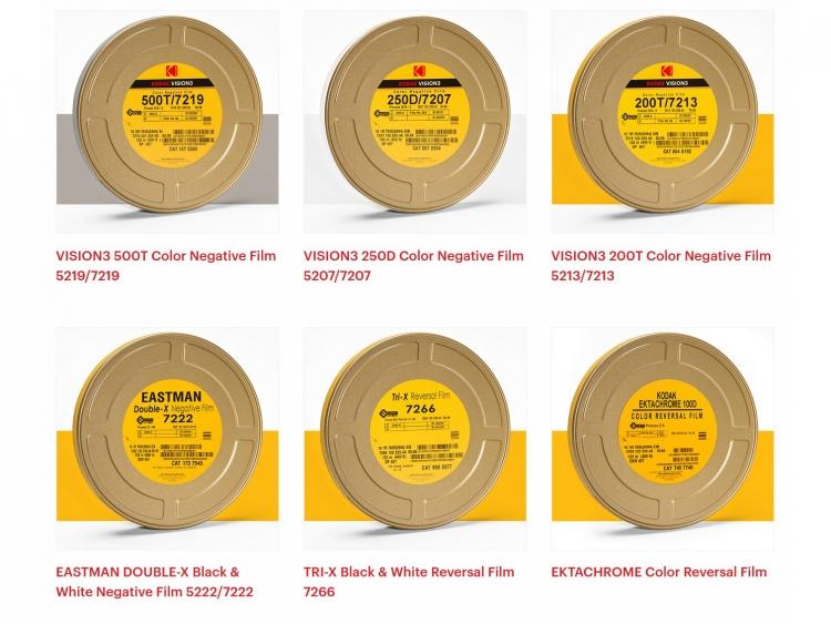 """Плёночный бизнес Kodak в прошлом квартале нарастил выручку на 21 %, но общая прибыль упала"""""""