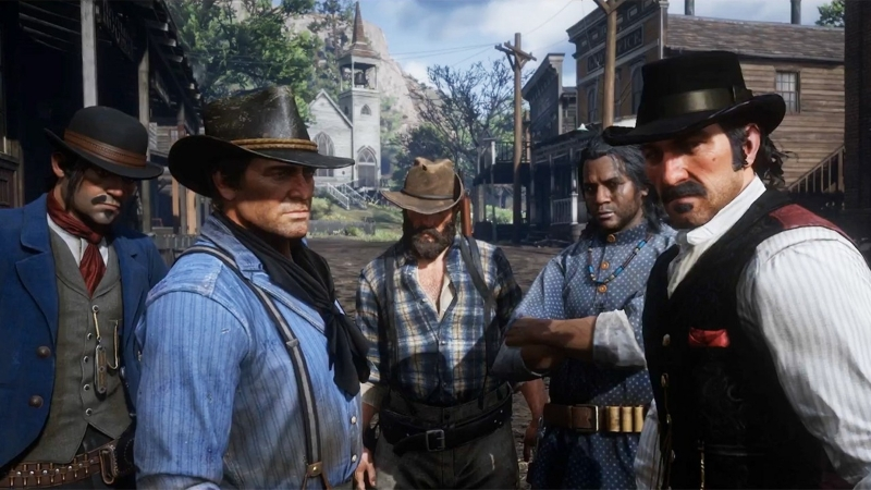 Издатель GTA и Red Dead Redemption зарегистрировал новую торговую марку