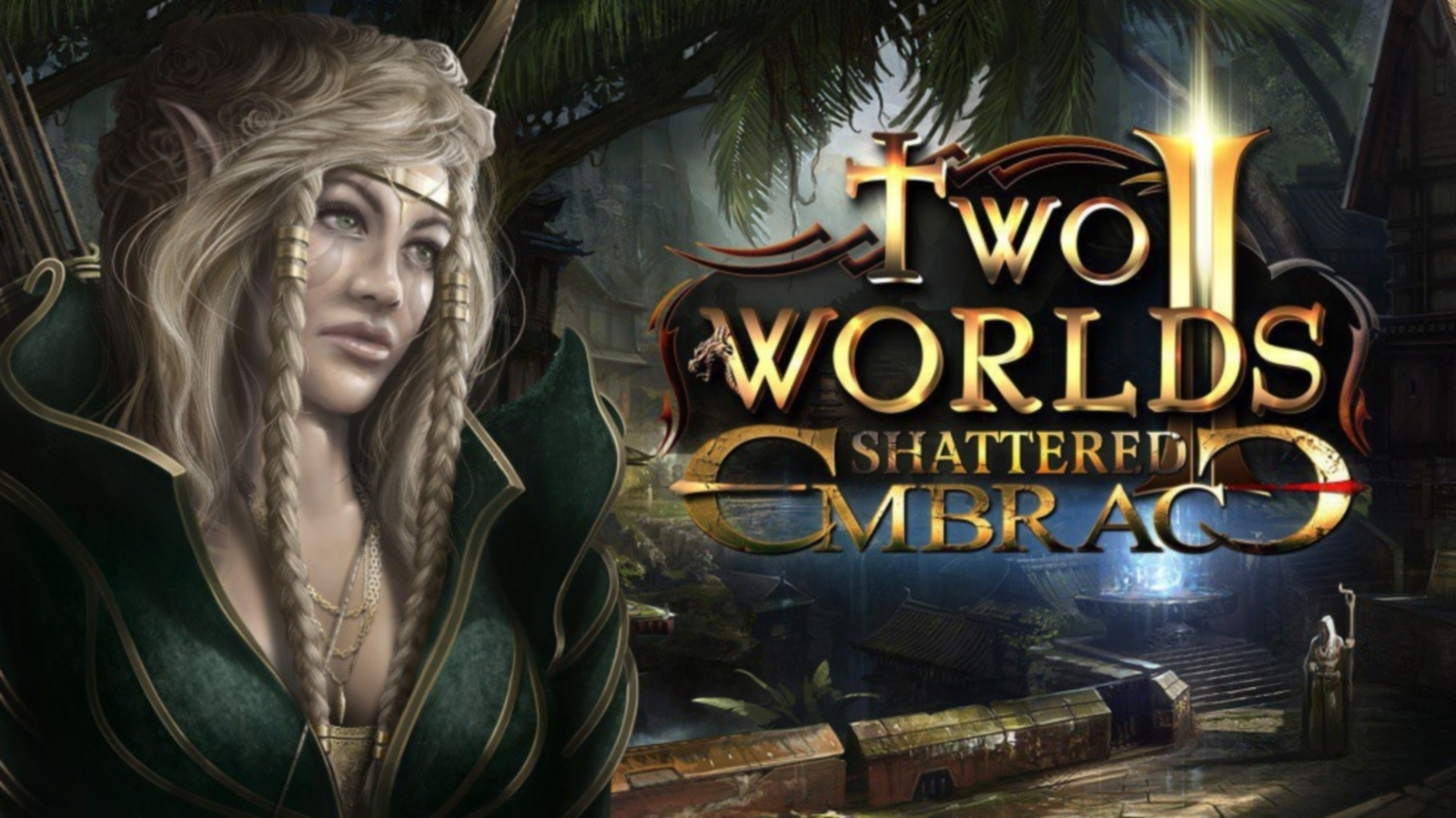 Дополнение Shattered Embrace к Two Worlds II выйдет 6 декабря