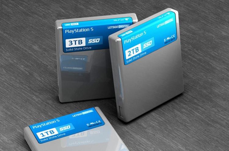 """Загадочными игровыми картриджами Sony могут оказаться сменные SSD для PlayStation 5"""""""