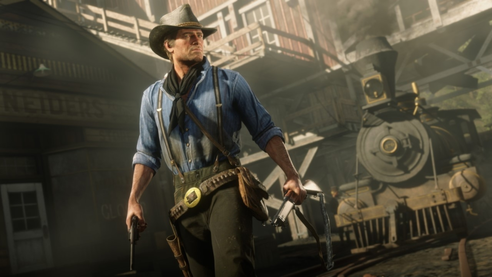 Rockstar объявила набор в команду разработки крупнобюджетного экшена в открытом мире