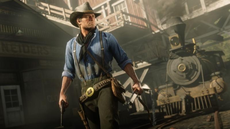"""Rockstar объявила набор в команду разработки крупнобюджетного экшена в открытом мире"""""""