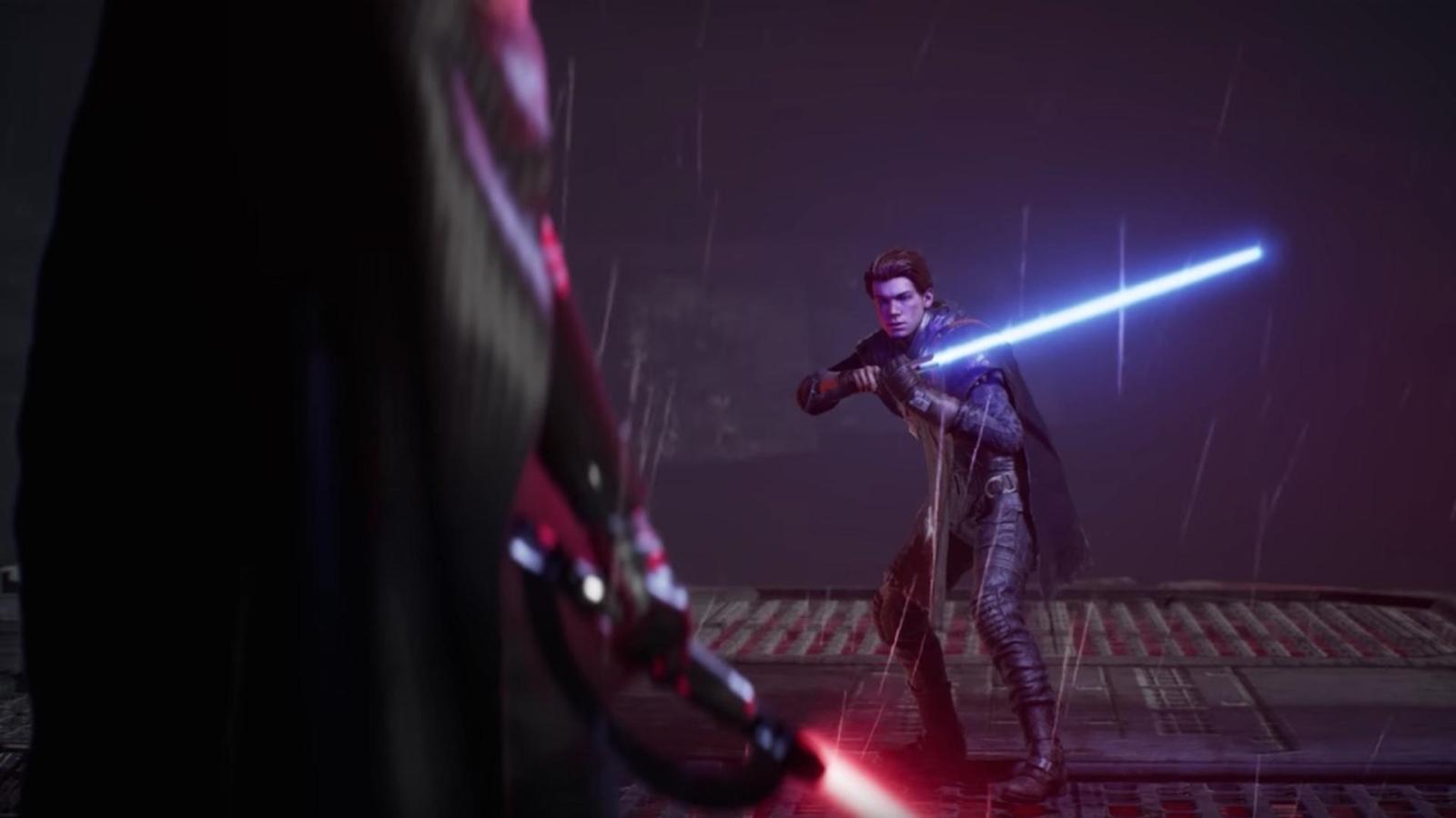 Осторожно, спойлеры: датамайнеры получили доступ к файлам Star Wars Jedi: Fallen Order
