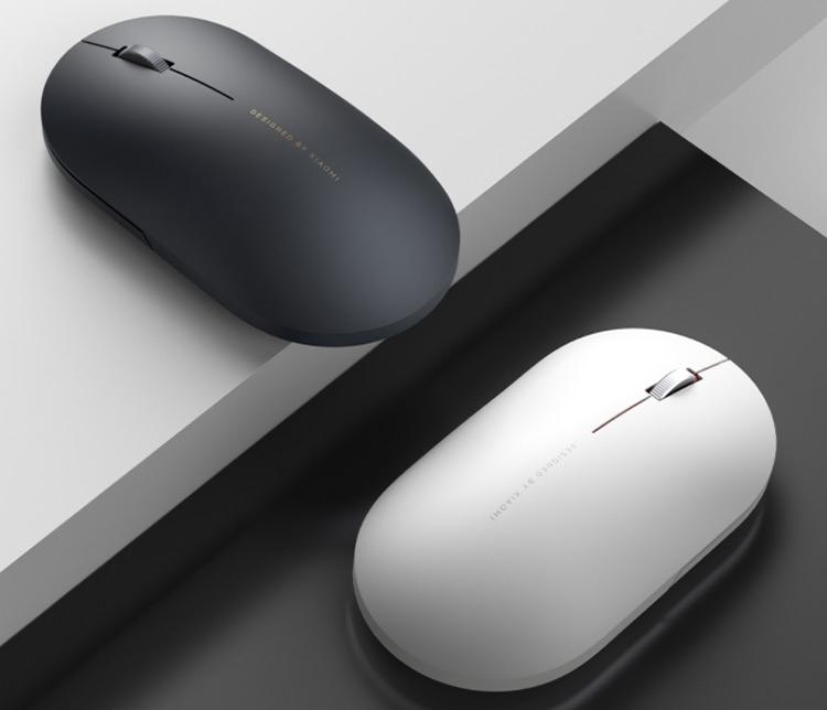 """Новая версия беспроводной мыши Xiaomi: $8 и год автономной работы"""""""