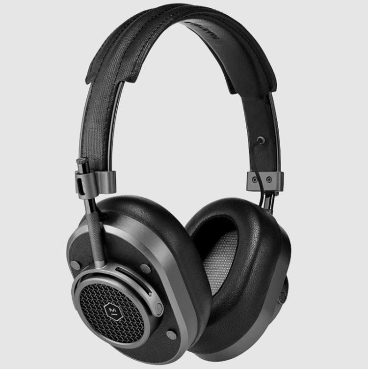 "Master & Dynamic MW40 Wireless: наушники премиум-класса с поддержкой Bluetooth 5.0"""